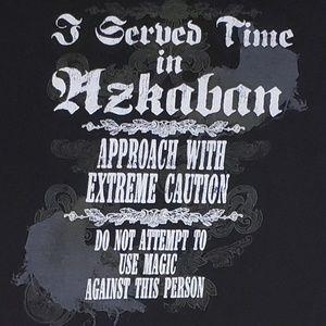 👕EUC👕 Harry Potter Azkaban Cotton Tshirt
